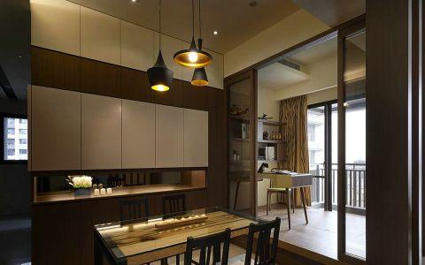 韩式风格160平米大户型新房装修效果图