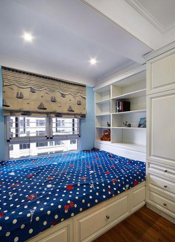 儿童房榻榻米欧式风格装潢图片