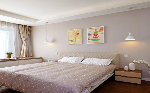 卧室照片墙欧式风格装饰图片