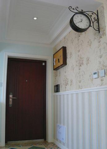 玄关吊顶美式风格装修效果图