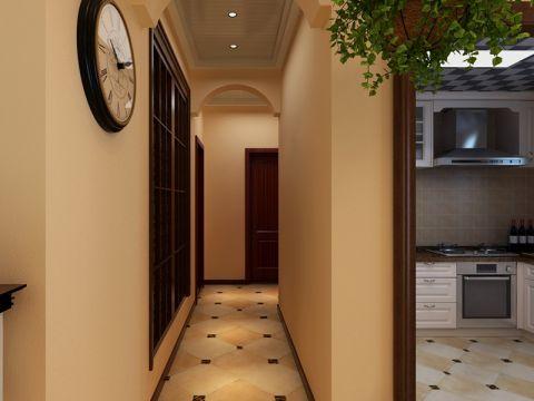 玄关走廊地中海风格效果图