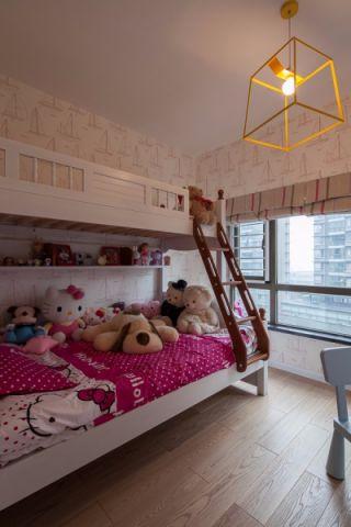 儿童房吊顶简约风格装潢设计图片