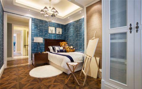 卧室地板砖简欧风格装饰图片