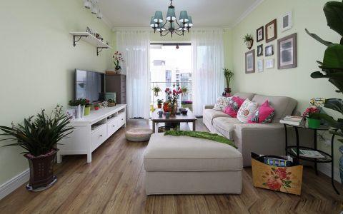 混搭风格140平米四室两厅新房装修效果图