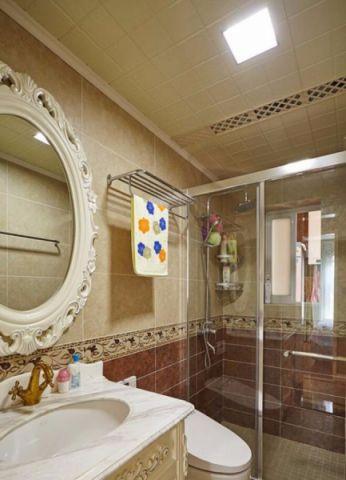 卫生间吊顶现代欧式风格装潢图片