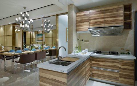 厨房隔断后现代风格装修效果图