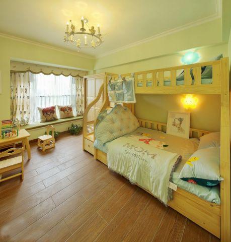 儿童房吊顶欧式风格装潢设计图片