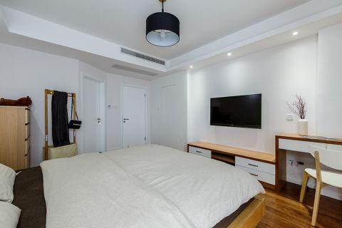 卧室吊顶日式风格装修设计图片