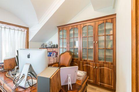 2021美式150平米效果图 2021美式三居室装修设计图片