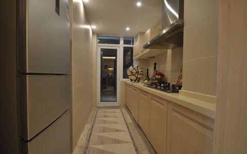 18万预算120平米两室两厅装修效果图