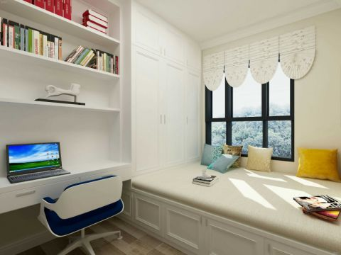 卧室榻榻米现代风格装饰设计图片