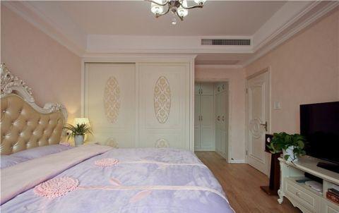 卧室衣柜欧式风格装饰设计图片