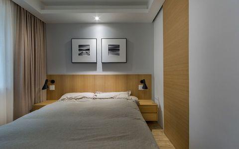 现代风格50平米小户型室内装修效果图
