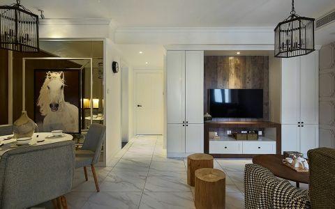 2021现代110平米装修设计 2021现代公寓装修设计