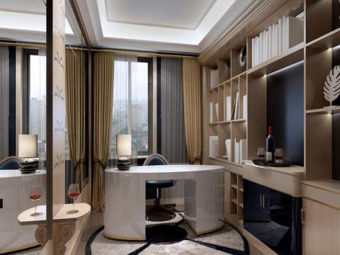 简约风格90平米公寓新房装修效果图