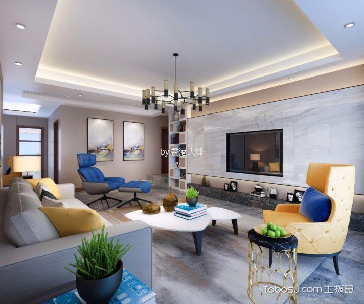 2021简单240平米装修图片 2021简单别墅装饰设计
