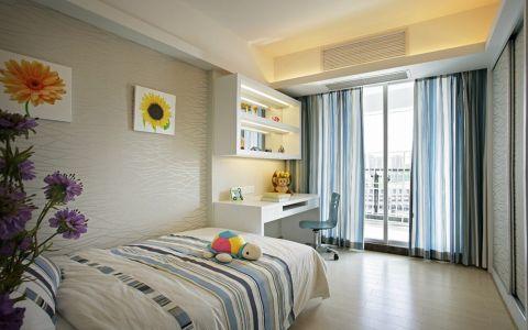 儿童房现代简约风格装饰设计图片