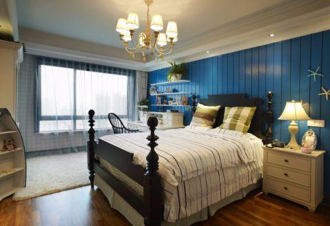 地中海风格170平米大户型室内装修效果图