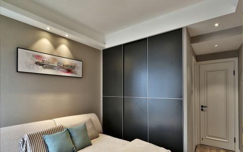 卧室衣柜混搭风格装修设计图片