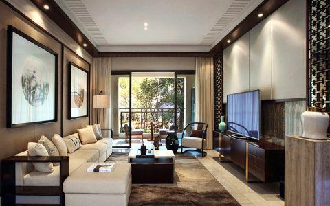 中式风格280平米大户型室内装修效果图