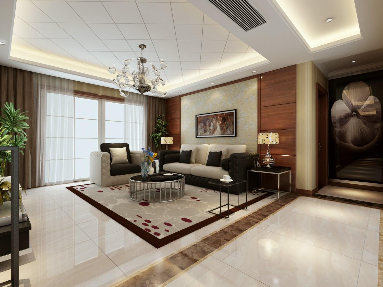 4室1卫2厅180平米新古典风格