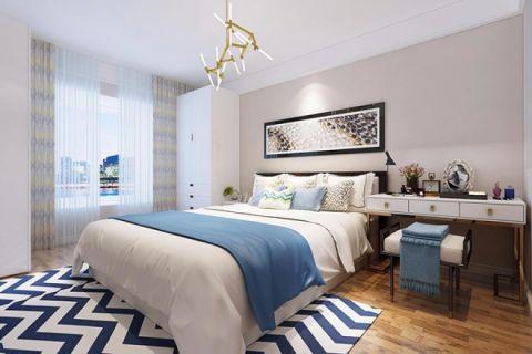 卧室地板砖现代风格装修设计图片