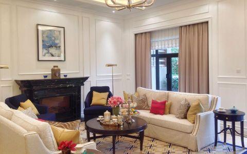 简欧风格150平米四室两厅新房装修效果图