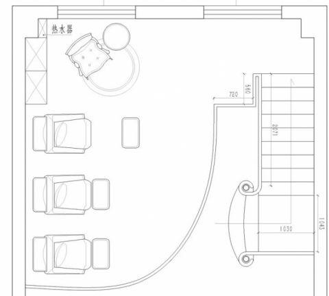 U56服装店装修效果图