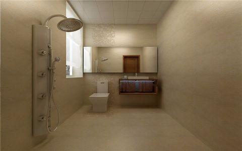 卫生间吊顶简欧风格效果图