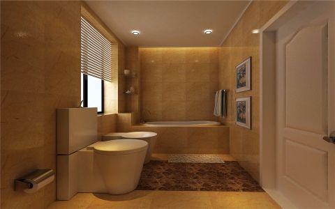 卫生间吊顶简约风格装修效果图