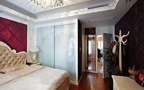 2019美式卧室装修设计图片 2019美式背景墙图片