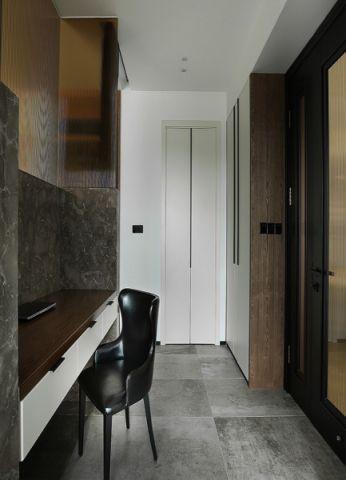 书房走廊简约风格装饰设计图片