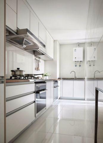 厨房橱柜新古典风格装修设计图片