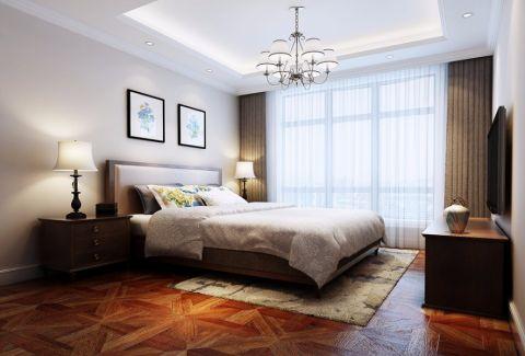 卧室照片墙简约风格装修效果图