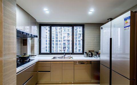 厨房吊顶新古典风格装潢效果图