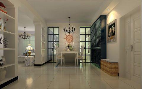 简欧风格130平米套房室内装修效果图