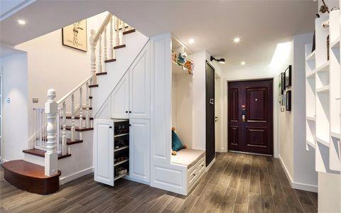 玄关地板砖现代简约风格装修设计图片