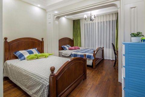 卧室床法式风格效果图