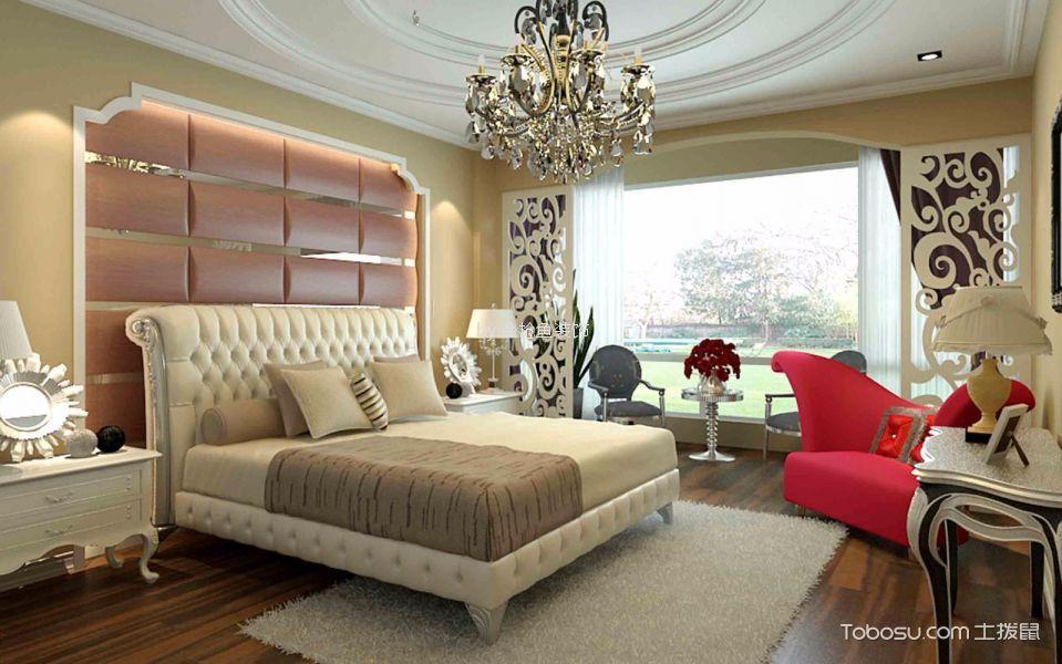 12.5万预算120平米四室两厅装修效果图