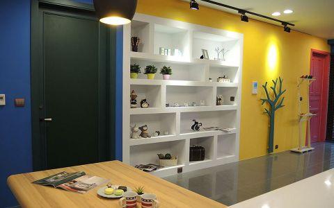 餐厅白色走廊现代风格装饰效果图