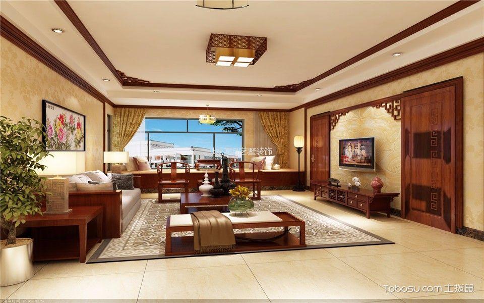8.2万预算140平米楼房装修效果图