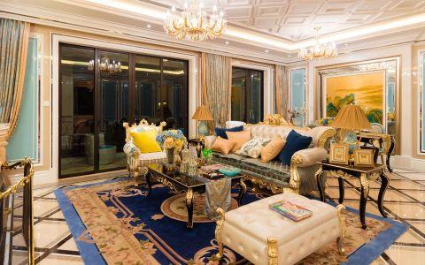 6.7万预算140平米四室两厅装修效果图