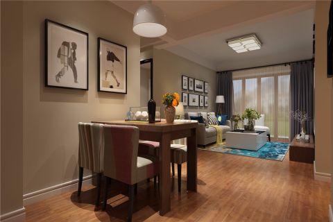 2019现代欧式150平米效果图 2019现代欧式三居室装修设计图片