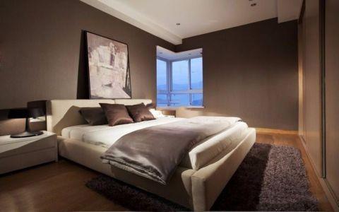 80平米现代简约两居室装修案例
