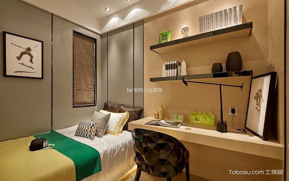 24万预算148平米三室两厅装修效果图