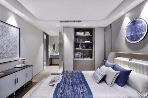 13万预算150平米三室两厅装修效果图