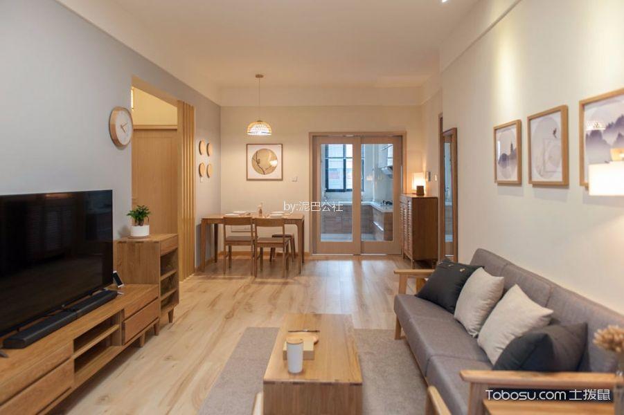 100平日式两居室装修效果图
