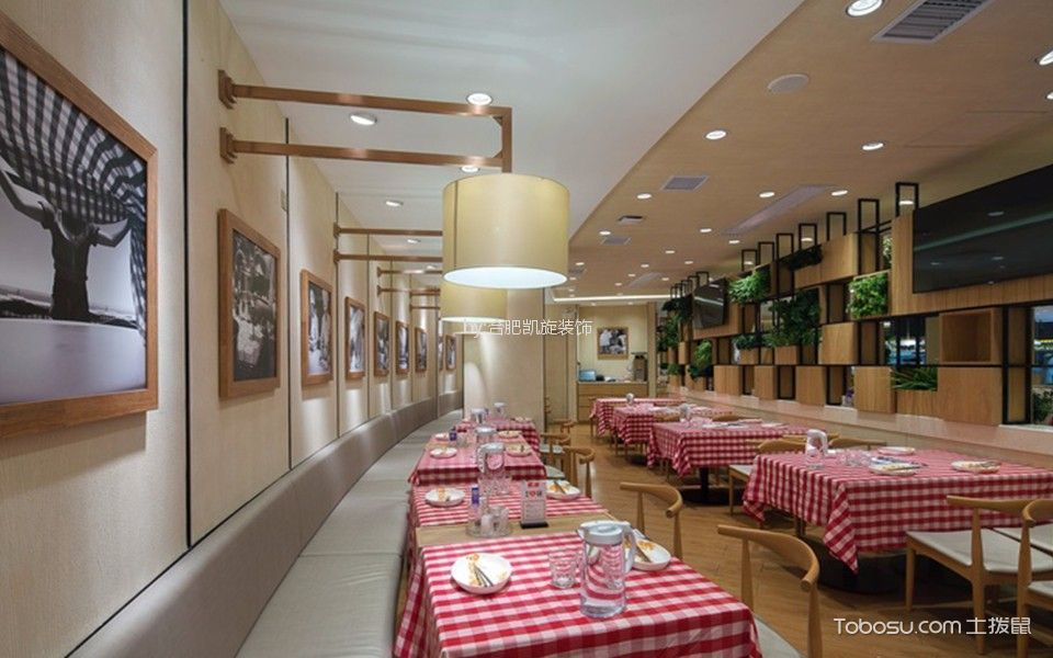 日式餐厅大厅装潢图片