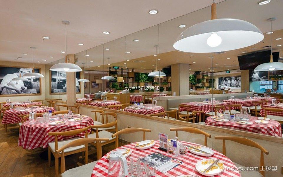 日式餐厅走廊装修设计图片