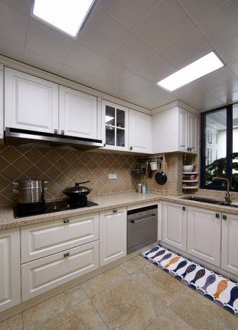厨房窗台现代风格装饰图片